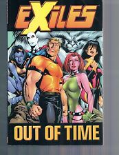 Exiles Vol 3: Out of Time by Winnick, McKone & Calafiore TPB 2004 Marvel Comics