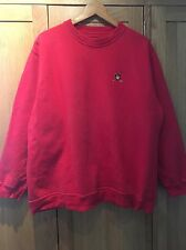 Polo Sport Ralph Lauren Red Vintage Men's Jumper Sweater Top Size XL