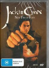 NEW FIST OF FURY - JACKIE CHAN NEW & SEALED  REGION 4 DVD FREE LOCAL POST