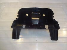 Yamaha 1981 XS400 Special XS 400 SOHC Rear Fender Seat Tool Pouch Compartment.