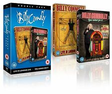 Billy Connolly Live Box Set (You Asked For It 2011 + Live in London 2010) [DVD]