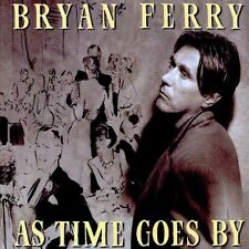 CD Bryan Ferry- as time goes by