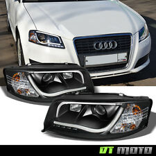 "2002-2004 Audi A6/Quattro  ""RS5 Style"" LED DRL Running Lamp Projector Headlights"