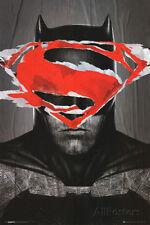 Batman Vs V Superman: Dawn of Justice - Batman Teaser Poster Print, 24x36
