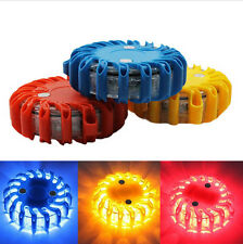 Super Bright Car LED Round Beacon Emergency Strobe Flashing Warning Safety Light