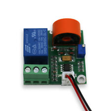(Working DC24V) 0-5A AC Current Sensor Module Detection Module Switch Output