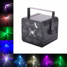 Cuelighting Saxon Luz Disco-Dmx 24W RGBW LED 6 Vías Rotación Moonflower Dj
