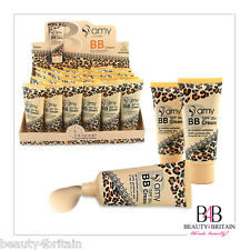 24 x FOUNDATION BB CREAM (SPF 35+) SET 3 SHADES IN DISPLAY BOX WHOLESALE LOT UK