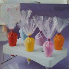 Wilton Cake Decorating Bag Holder 2008 New in Box  Model 417-115