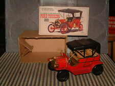 TAKATOKU TOYS, RARE, TIN B/O 1909 FORD TOURING CAR. IN BOX AND IS FULLY WORKING!