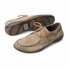 Born Mens Suede Albert Marmotta Taupe Shoes Size 11 M NIB