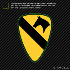 1st Cavalry Division Sticker Decal Self Adhesive Vinyl first team cav fort hood