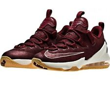 B41 Nike Lebron XIII bajo GS 13 James Cavs de Cleveland 834347-600 UK 3 EU 35.5