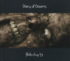 Diary of Dreams Nekrolog 43 LIMITED CD DIGIBOOK 2007