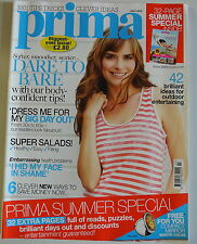 Prima Magazine July 2010. Dare to bare. Dress me for my big day out.