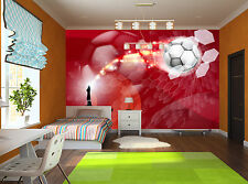 Abstract Soccer Sport  Wall Mural Photo Wallpaper GIANT WALL DECOR PAPER POSTER