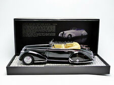 Minichamps 1936 Lancia Astura 233 Corto Black LE of 150 in 1/18 Scale.