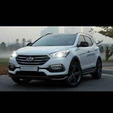 Emblem New Brenthon Front+Rear+Wheels, Hone For Hyundai Santa Fe Sports 2017+