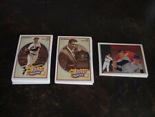1992 Upper Deck Baseball---Ted Williams Heroes---Lot Of 50---See List
