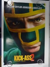 Kick-Ass 2 Aaron Taylor-Johnson Original Movie Poster One Sheet 69x102cm