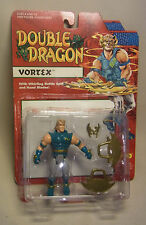 Vintage 90s Action Figur Tyco DOUBLE DRAGON Vortex OVP 1993