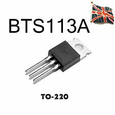 Bts113a A TRANSISTOR Mosfet canale N caso to220 rendere Infineon
