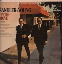 Sandler and  Young(Vinyl LP)On The Move-Capitol-ST 2686-US-11-VG+/VG+