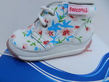Falcotto 936 Chaussures Fille 22 Naturino Bootie Enfant Baskets Flowers Neuf UK5