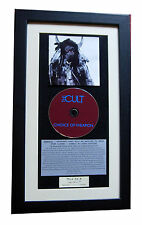 THE CULT Choice Of Weapon CLASSIC CD Album TOP QUALITY FRAMED+FAST GLOBAL SHIP