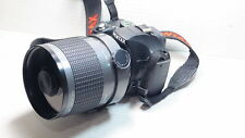Sigma 600mm = 900mm lens on PENTAX K3 K50 KS2 KS1 K1 K70 KX KM K20D K10D K100D