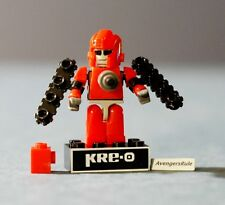 Kre-O Transformers 2013 Series 1 Mini Figures Micro Changers Warpath