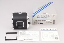【MINT in BOX】 Hasselblad A16 III Film Back Magazine 6x4.5 from Japan #1439