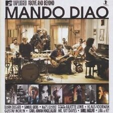 MANDO DIAO - MTV UNPLUGGED-ABOVE AND BEYOND (2 CD JEWEL CASE) 2 CD NEW+