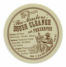 The Master Brush Cleaner 2.5oz