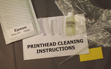 Epson Artisan 835 Printhead Cleaning Kit (Everything Included) 535RIG