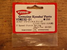 VSW030-01 2 Speed Clutch Spring / Soft for GS15R - Kyosho V-One VOne