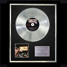 NELLY SUIT  CD PLATINUM DISC VINYL LP FREE SHIPPING TO U.K.