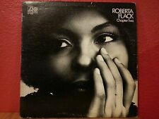 Roberta Flack: Chapter Two.  Vinyl LP - Atlantic, SD 1569, stereo, 1970. VG