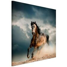 """HUGE """"Steed"""" MODERN ABSTRACT PAINTING on CANVAS WALL ART Poster DECOR (No frame)"""