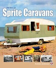 The story of Sprite Caravans book paper