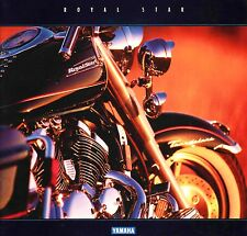 1998 YAMAHA ROYAL STAR MOTORCYCLE BROCHURE -ROYAL STAR-TOUR CLASSIC-TOUR DELUXE