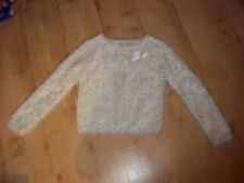 GIRLS FLUFFY JUMPER BY MONSOON AGE 12 - 13 YEARS