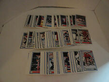 1990 91 -  QMHL - HOCKEY COMPLETE  SET - 268 CARDS  - EC NM/M 7TH INNING STRETCH