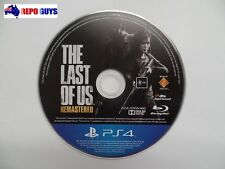 PS4 THE LAST OF US REMASTERED - PlayStation 4 PS4: Disc Only
