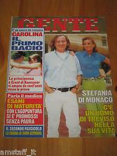 GENTE=1997/24=STEPHANIE DE MONACO=RUVO DI PUGLIA=DEMI MOORE=PAOLA SALUZZI=