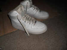 Nike Air Force 1 AF1 Men's Classic Sneaker Shoe Tennis White High Top Basketball