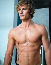 ALEX PETTYFER.. Beastly's Hot Shirtless Stud (Gay Int.)  SIGNED