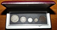 1902 Canada YEAR SET incl. the SCARCE 50¢ Coin in a 1908-1998 PROOF SET Case!