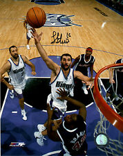 Peja Stojakovic Sacramento Kings autographed 8 x10 # 1 of 4