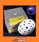 """100 QUALITY VELCRO SANDING DISCS 1200-GRIT 150mm(6"""") 15h SUIT 6/7/9 HOLE SANDERS"""